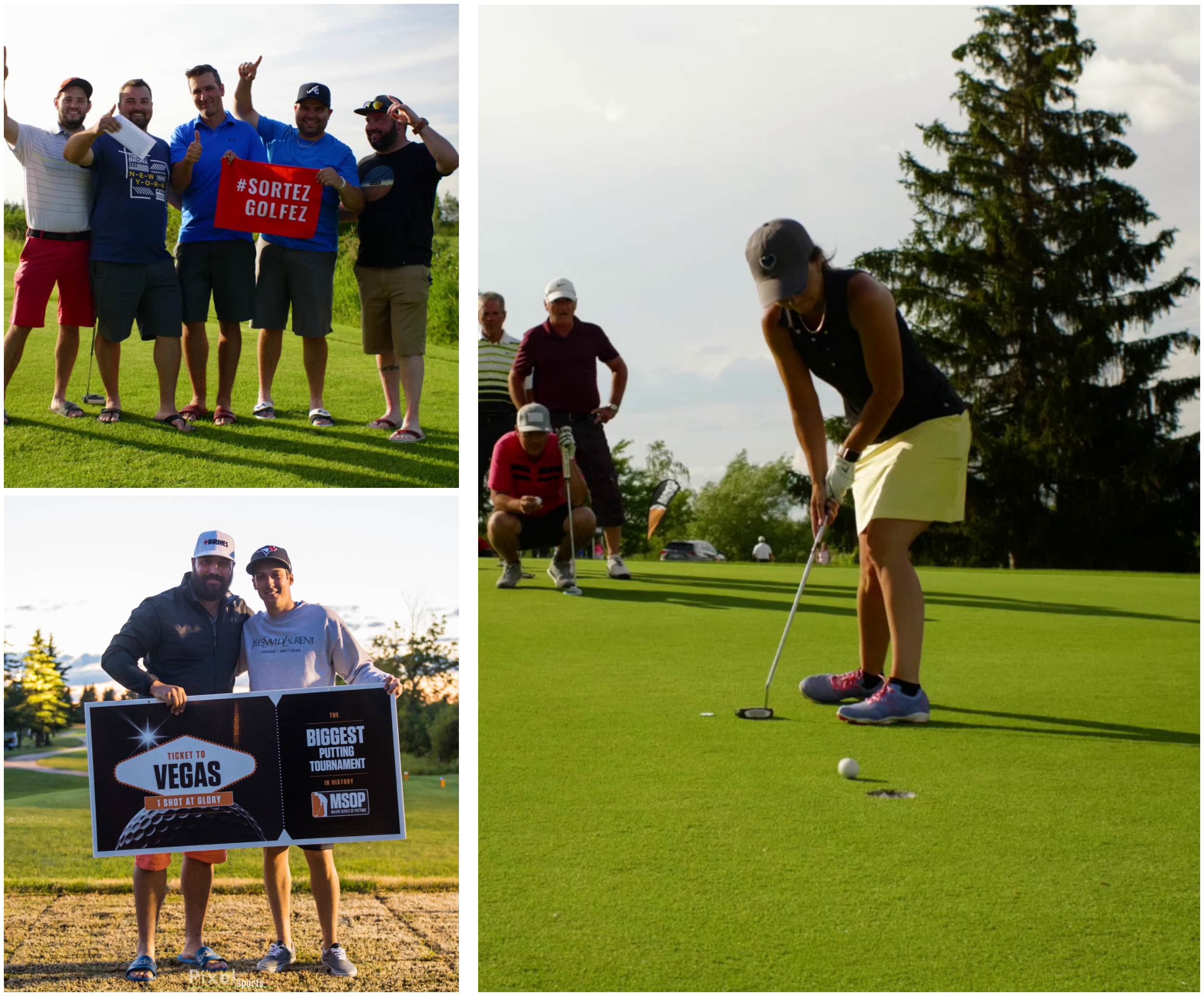 Golf Saint Prime Accueil photos du Week-end golf@2x