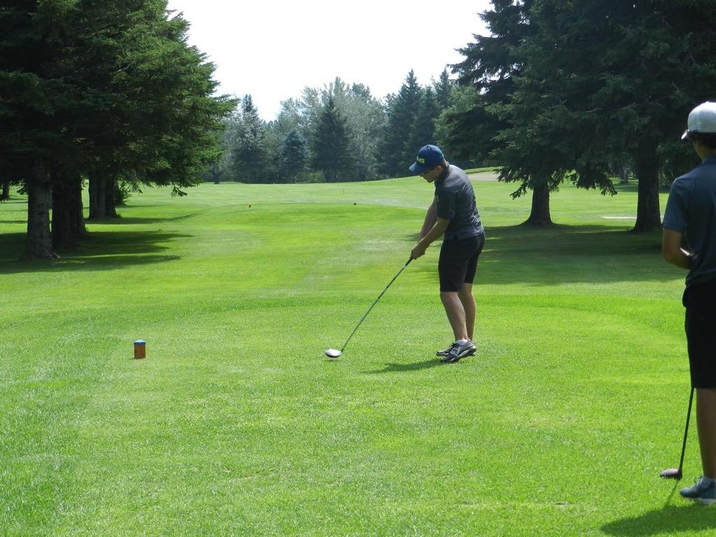Golf Saint Prime Membre junior réguiler