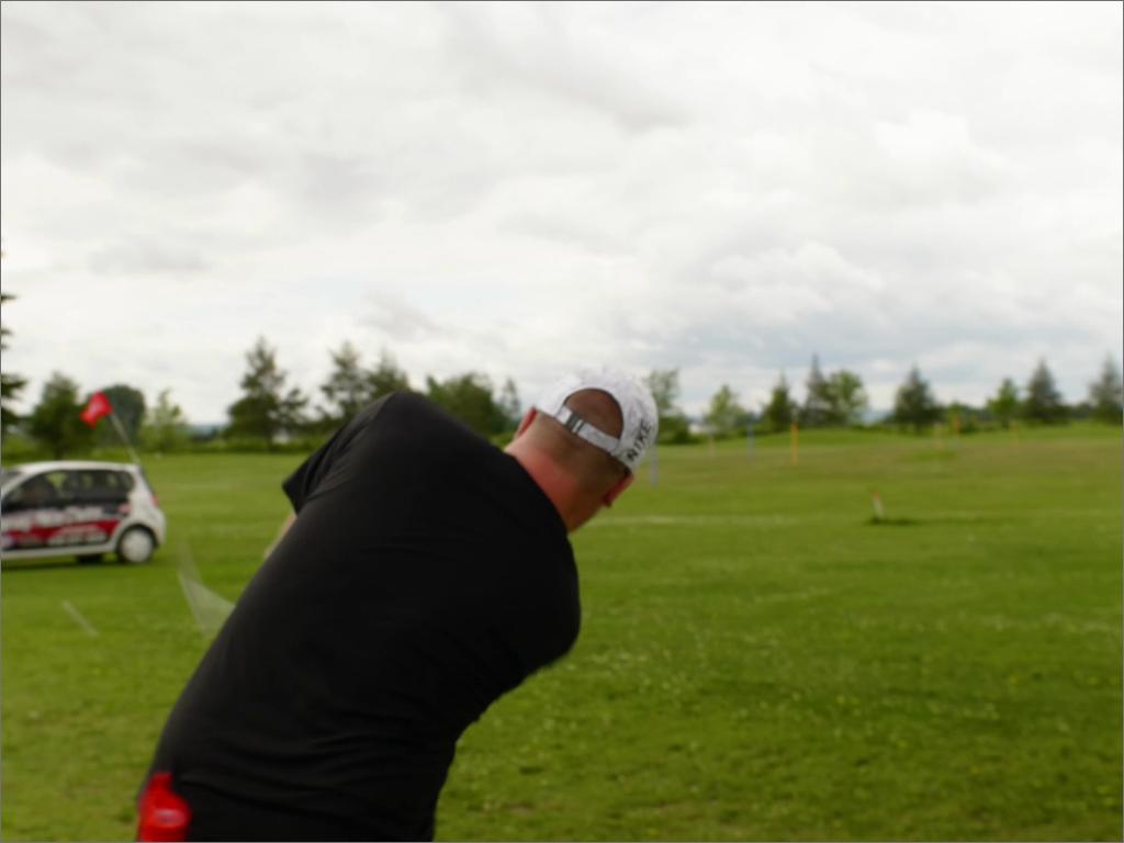 Golf Saint Prime Weekend Golf Le parcours en folie