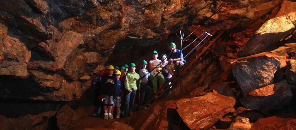 Golf Saint-Prime Caverne du trou de la fée