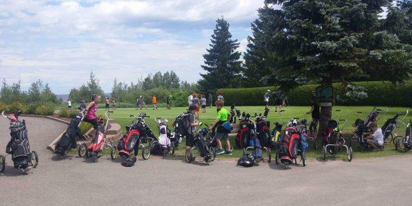 Golf Saint-Prime - Camp des Kids